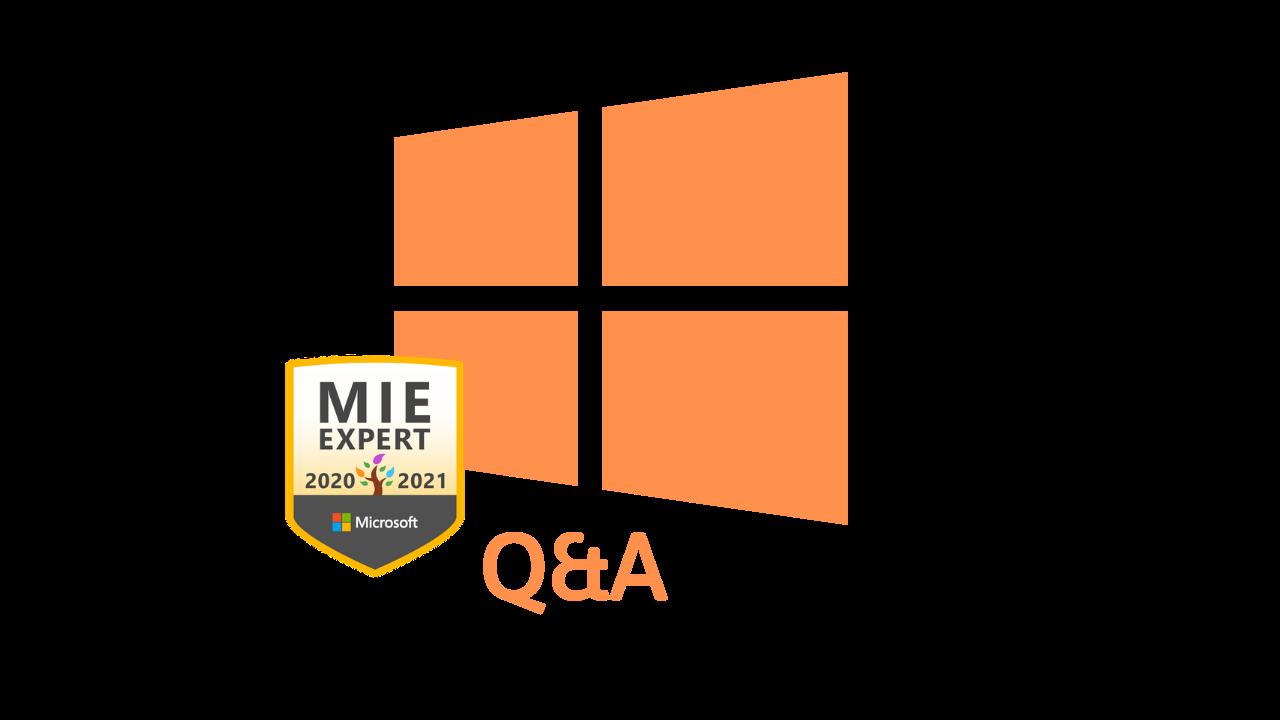 Live Q&A MS Teams 15-12-2020
