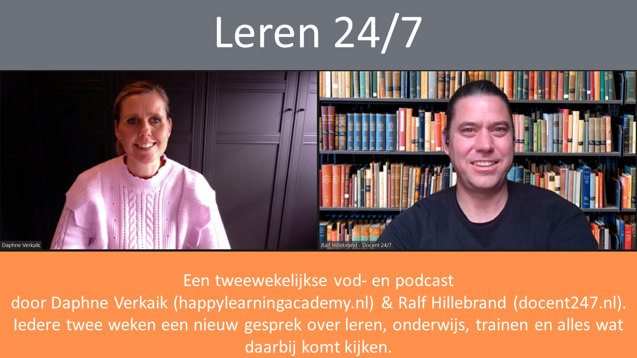 Leren 24/7 interview Cor Laming